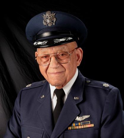 Lt. Col. Bob Friend_ USAF _Ret._