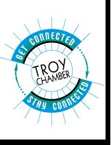 Troy Chamber logo