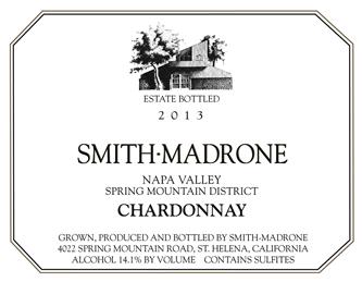 Label Chardonnay 2013