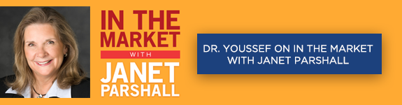 Dr. Youssef on In the Market with Janet Parshall