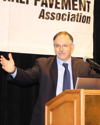 Jay Hansen with NAPA