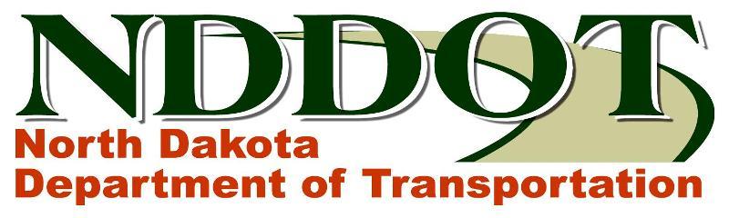 NDDOT Logo
