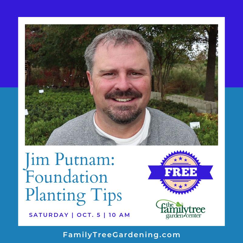 Fall Planting With Horttube S Jim Putnam