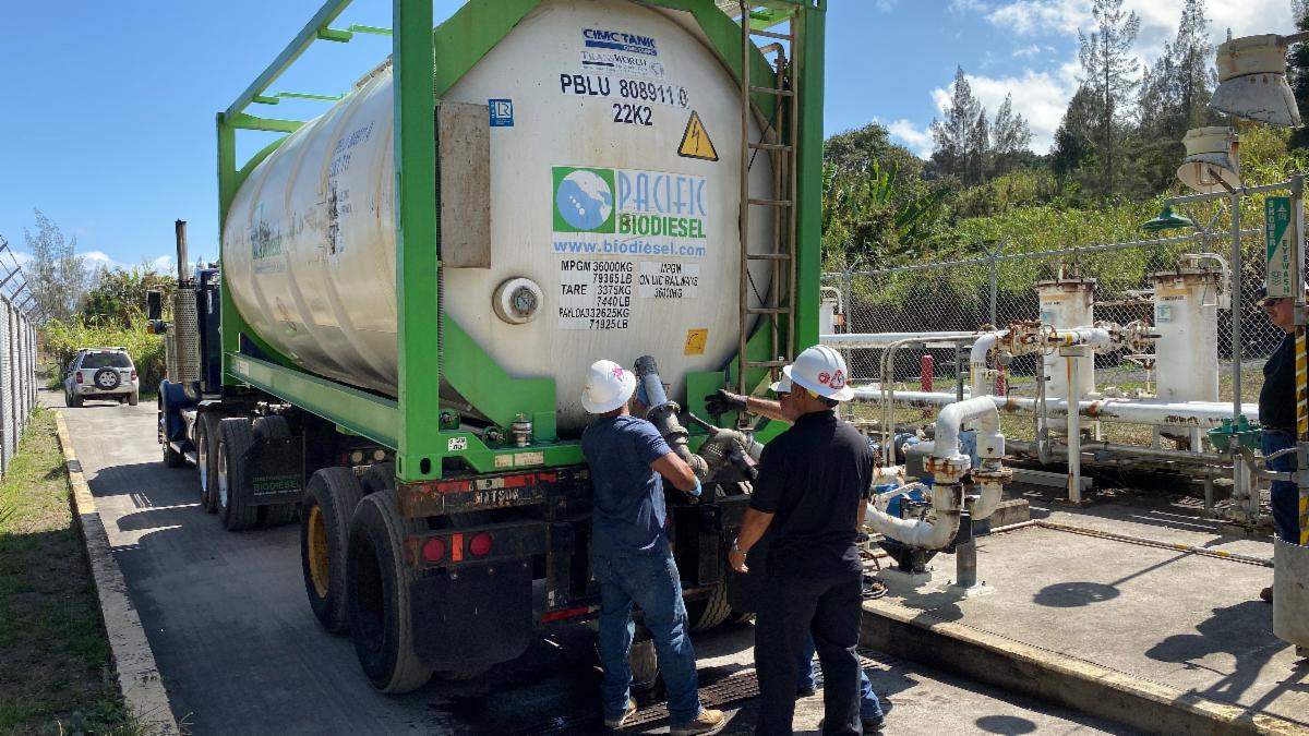 Hamakua First Delivery