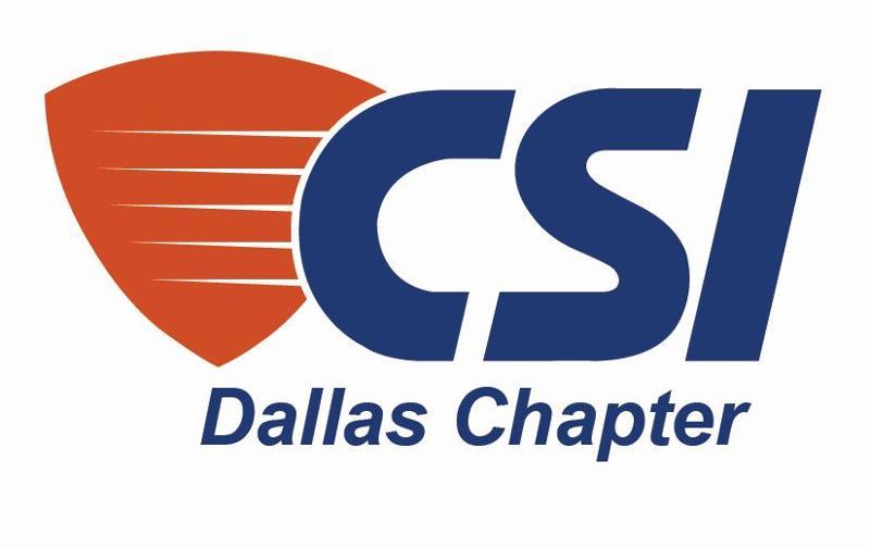 CSI Dallas Chapter
