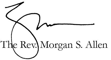 Signature Morgan S Allen