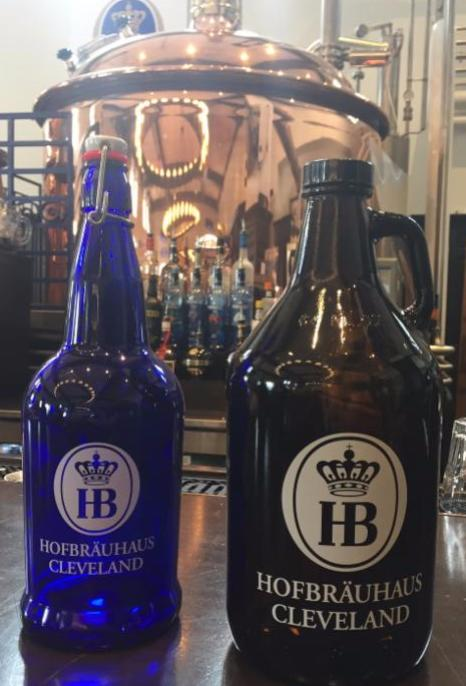 Growlers & Howlers Now Available At Hofbrauhaus Cleveland