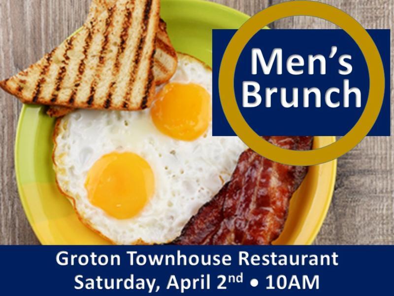 Breakfast Menu For The Groton Townhouse Restaurant