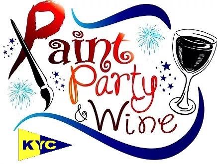 Paint & Wine Party