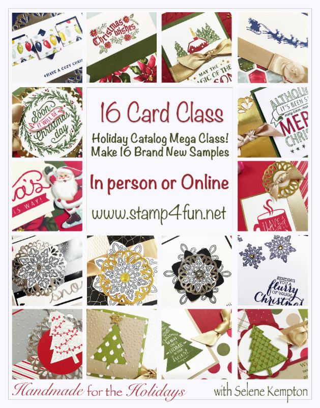16 card class