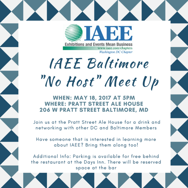 IAEE Baltimore Meet Up