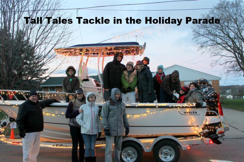 Tall Tales Tackle