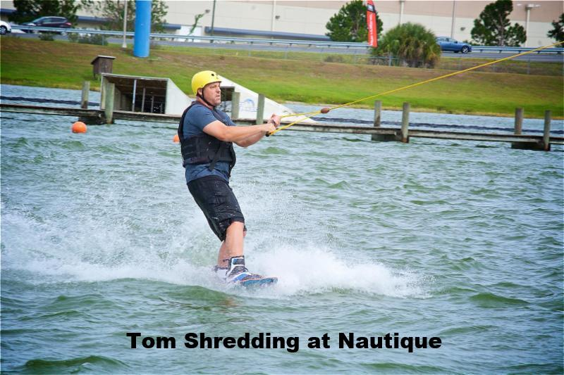 Tom Shredding