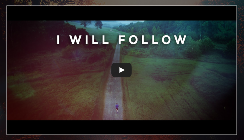 Will you follow?