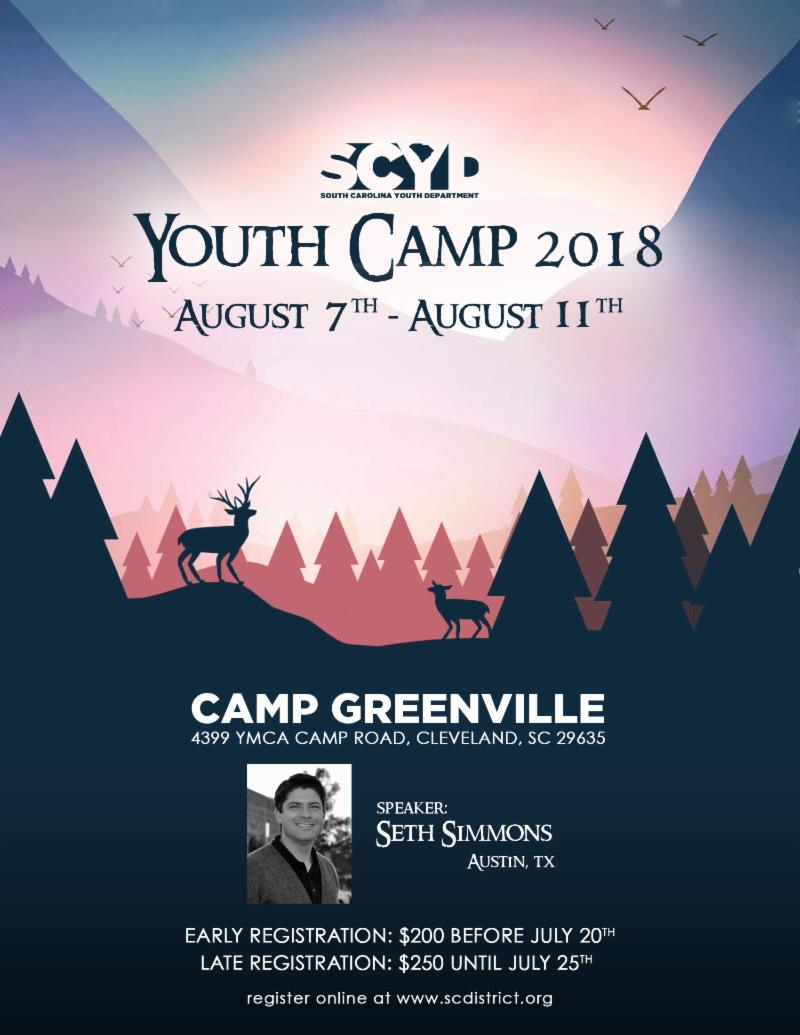 SC District UPCI Youth Camp
