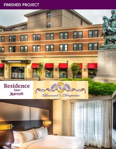 FINISHED PROJECT - Leonard's Marriott RI Charlottesville