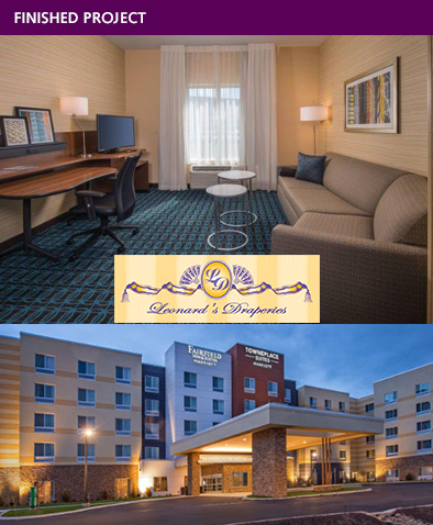 Leonard Fairfield Inn Altoona