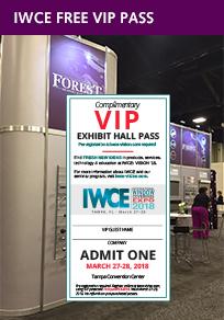 IWCE VIP PASS