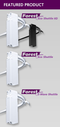 FOREST SHUTTLE MOTOR LINE UP