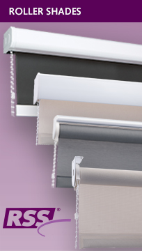 RSS ROLLER SHADES