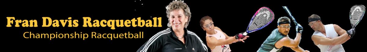 Fran Davis Racquetball Image