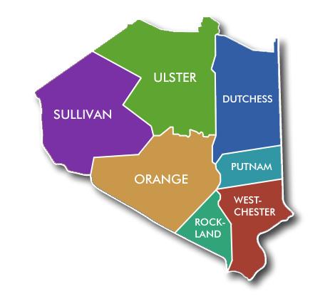 Mid hudson region