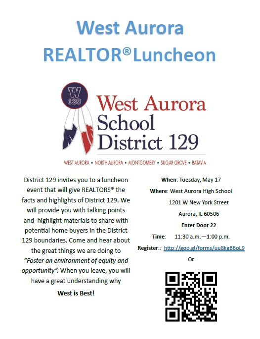 District 128 Realtor Luncheon
