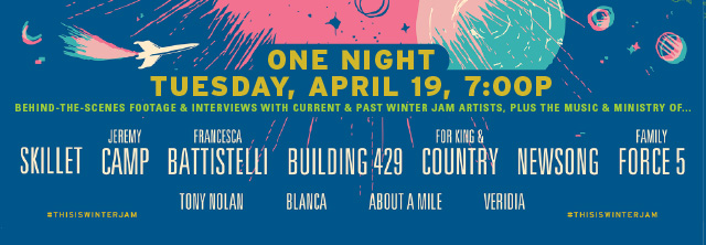 One Night - Tuesday, April 19th