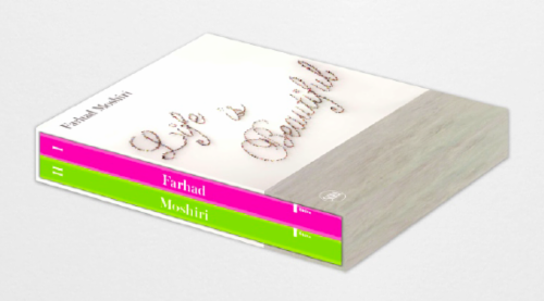 Book - Farhad Moshiri