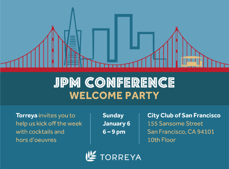 JPM Conference Welcome Party