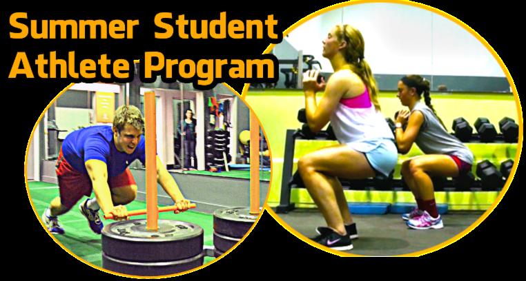 Train Boston Summer Athlete Program