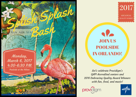 Splish Splash Bash At The 2017 Ahca Ncal Quality Summit