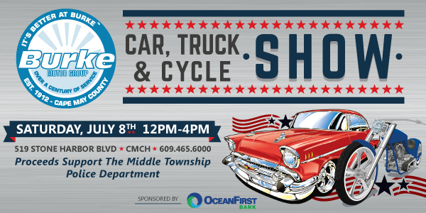 Burke Motor Group Car Truck Cycle Show