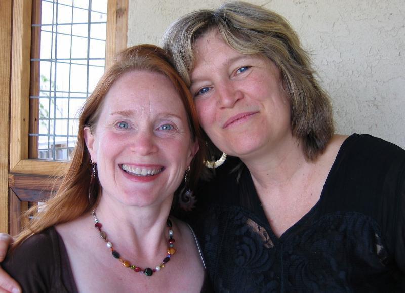 Janie Chandler and Debra Burchard