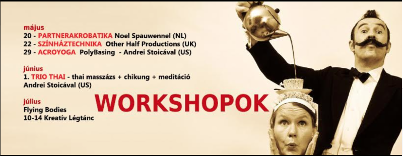 Andrei_s Budapest Workshops