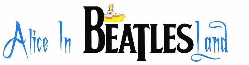 Alice in BEATLESland Logo