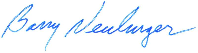 Barry Signature