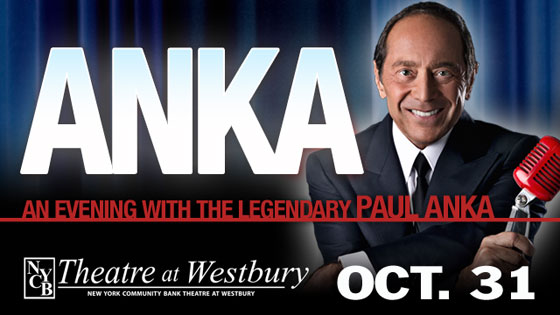 Paul Anka Adds Meet Amp Greet For Long Island Cares Supporters To Nycb Theatre At Westbury Concert