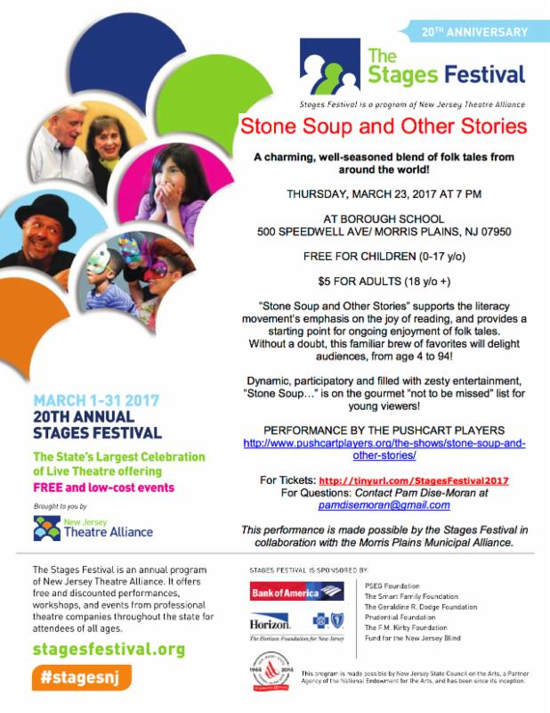 e9e7abf93c1 Stages Festival - Stone Soup and Other Stories