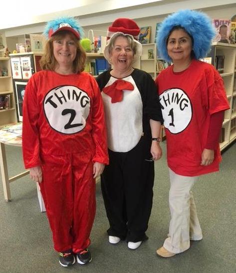 Dr. Seuss Librarians