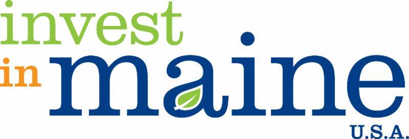 Invest in Maine logo