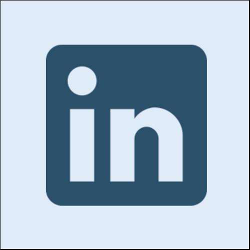 LinkedIn Logo Icon