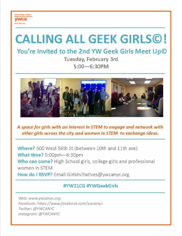 Meet geek girls