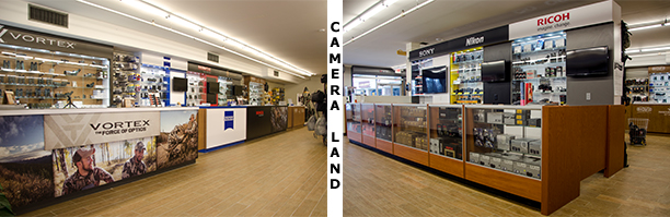 Camera Land images