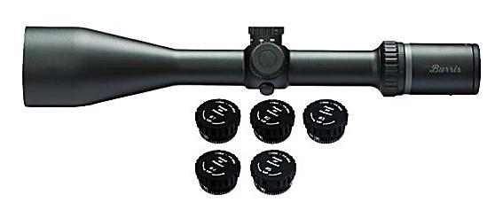 Burris four x 3-12x56mm