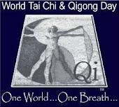 logo - world Tai chi Qigong Day