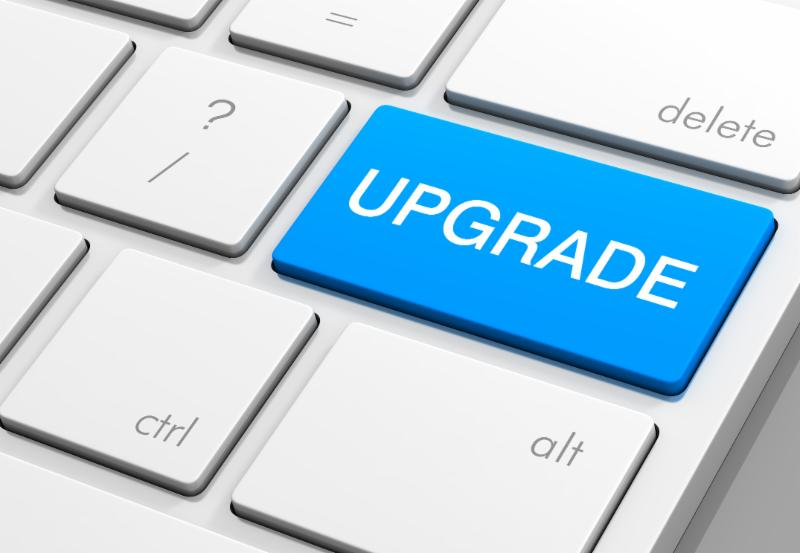Upgrade Dynamics GP