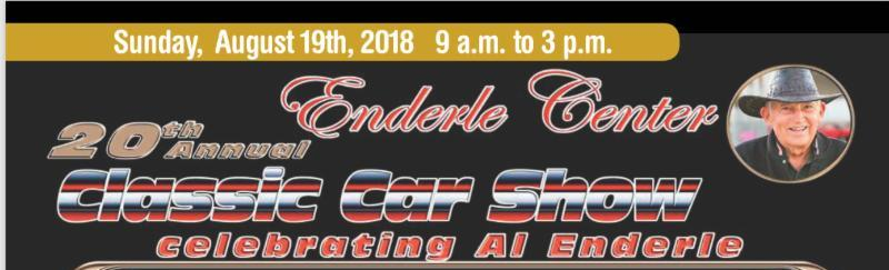 Th Annual Enderle Center Classic Car Show - Enderle center car show