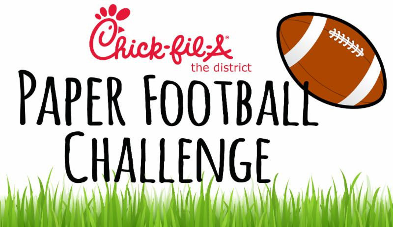 Paper Football Challenge 2018 @ Columbus Tustin Middle School Activity Center / Gym | Tustin | California | United States
