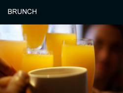 Brunch - Mimosas